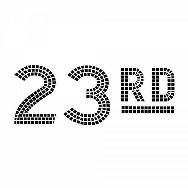 23rd St