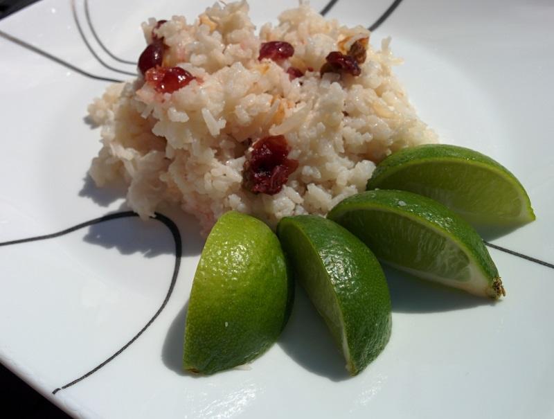 Kaffir Lime Coconut Rice (GF) — Everything Nice