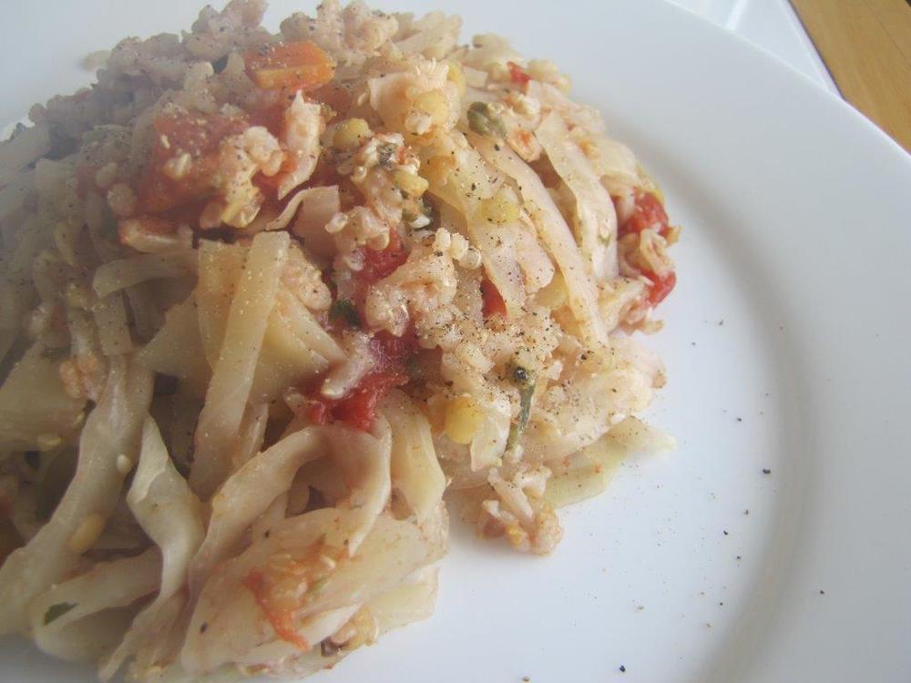 Easy Cabbage Roll Recipe