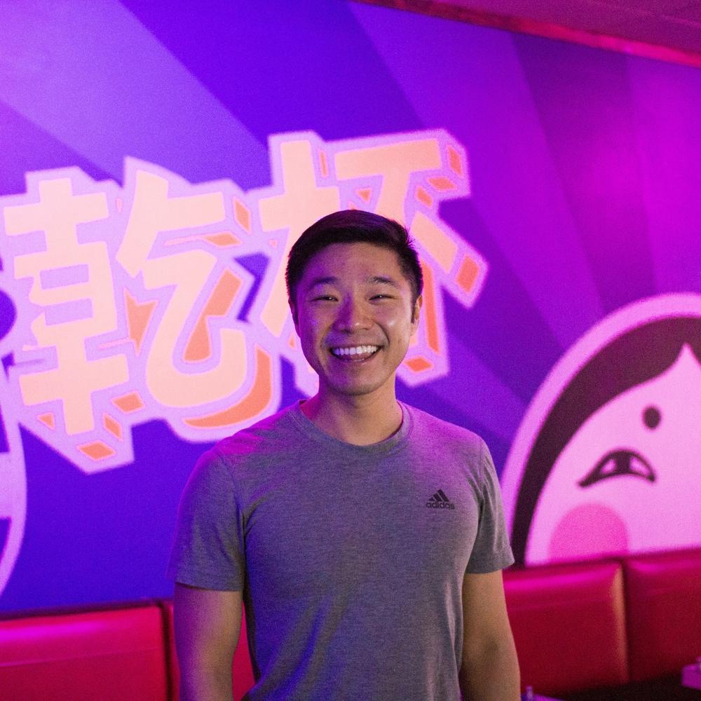 Danny Chang, owner of Wang Chung's karaoke bar in Waikiki.