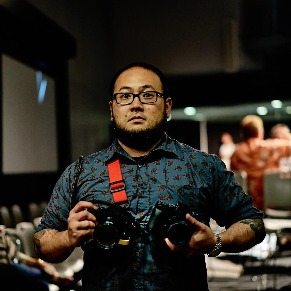 Aaron Yoshino. Photo courtesy of Adam Palumbo of   Vision Horse Media  .