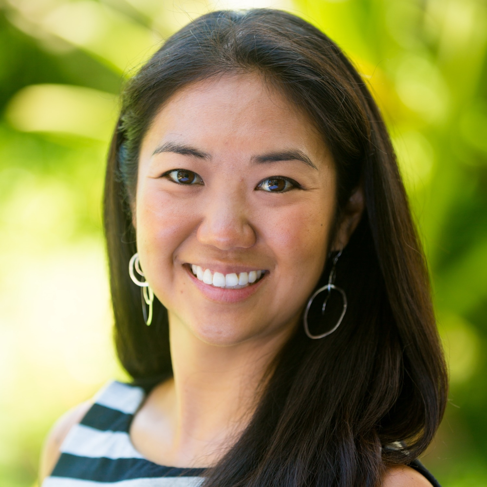 Lynn Miyahira, Marketing Director at the Shidler College of Business