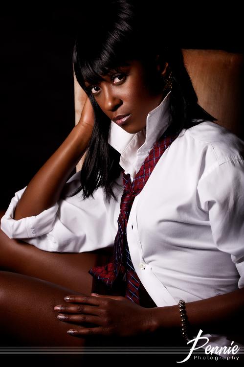 Model: Toronda Lee