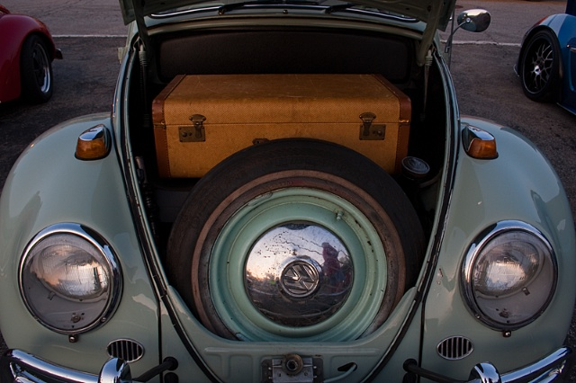 VW Trunk
