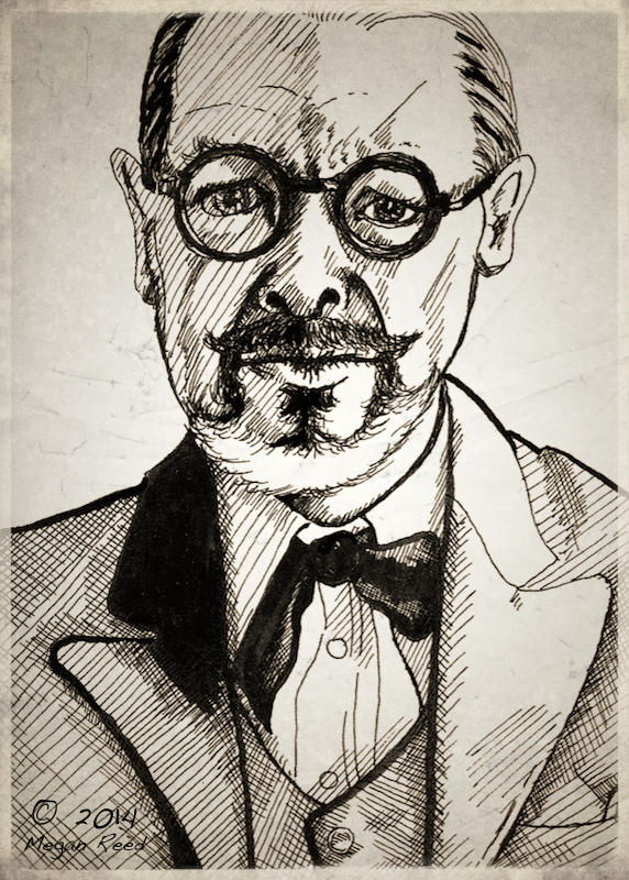 "Inspired By Deputy Vilmos Kovacs (Jeff Goldblum's character in ""The Grand Budapest Hotel"")"