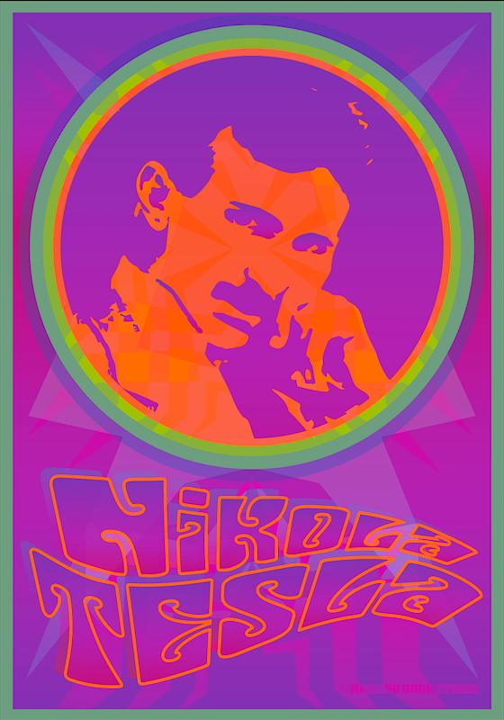 Retro, Nikola Tesla