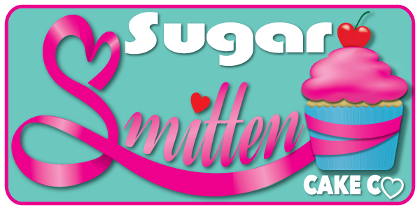 Sugar Smitten Cake Company http://www.sugarsmittencakeco.com