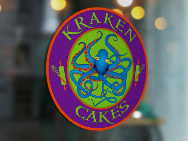 Kraken Cakes
