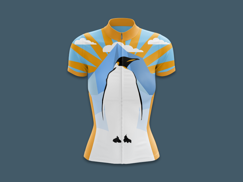Emporer Penguin Cycling Jersey