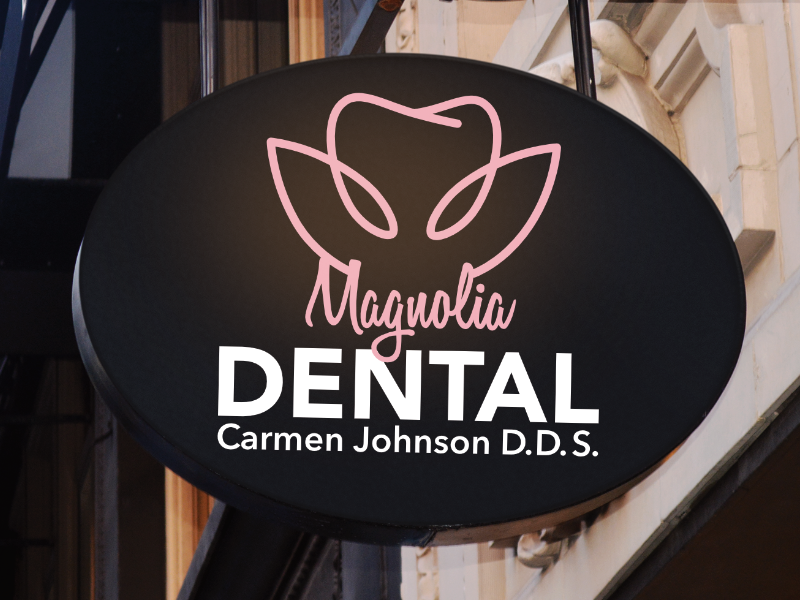 Magnolia Dental Logo