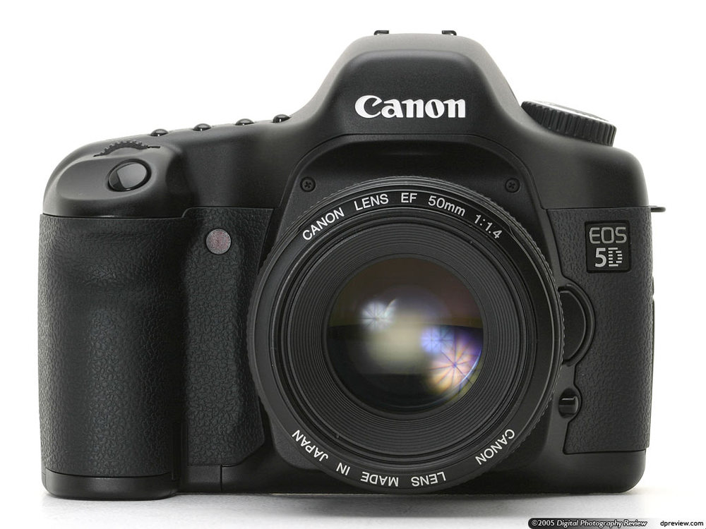 Canon 5D