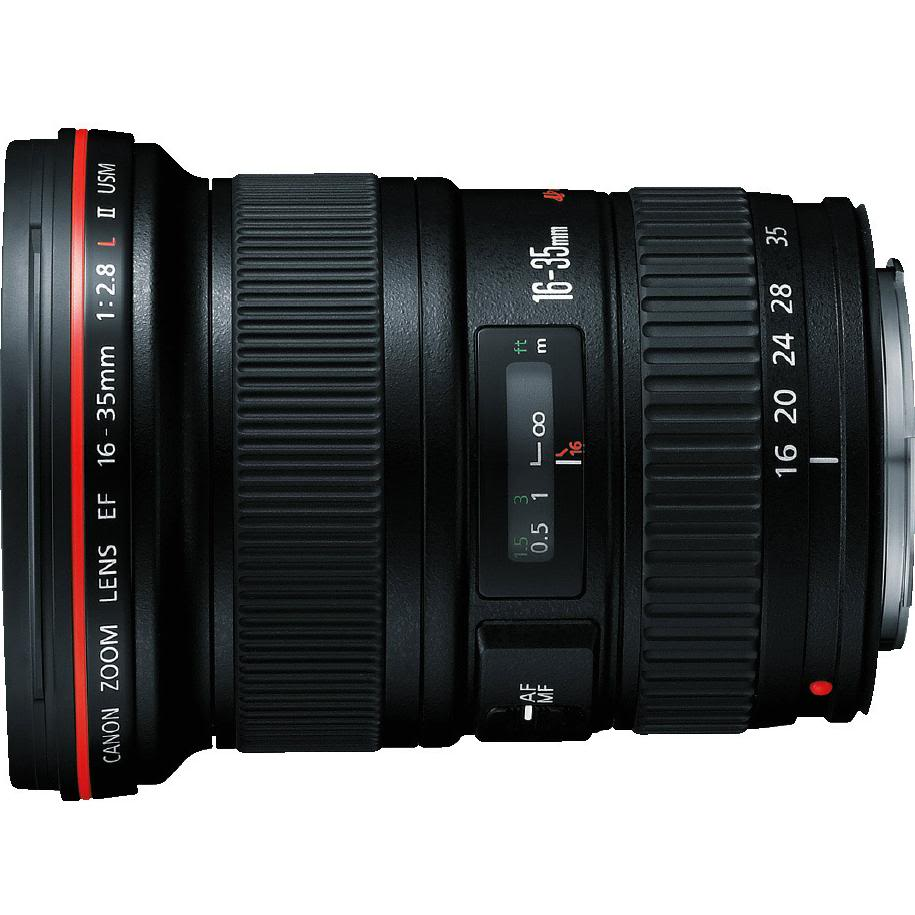 Canon 16-35mm F/2.8
