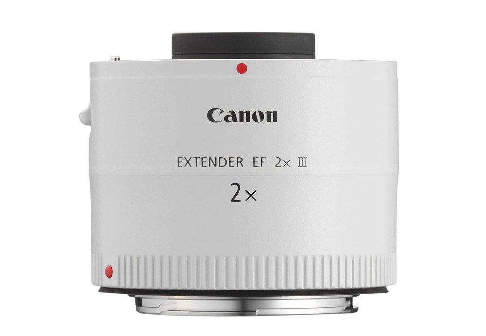 Canon 2x Extender