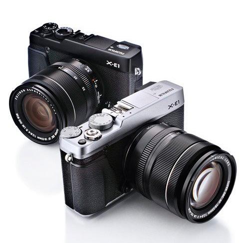 Fuji Film e-x1