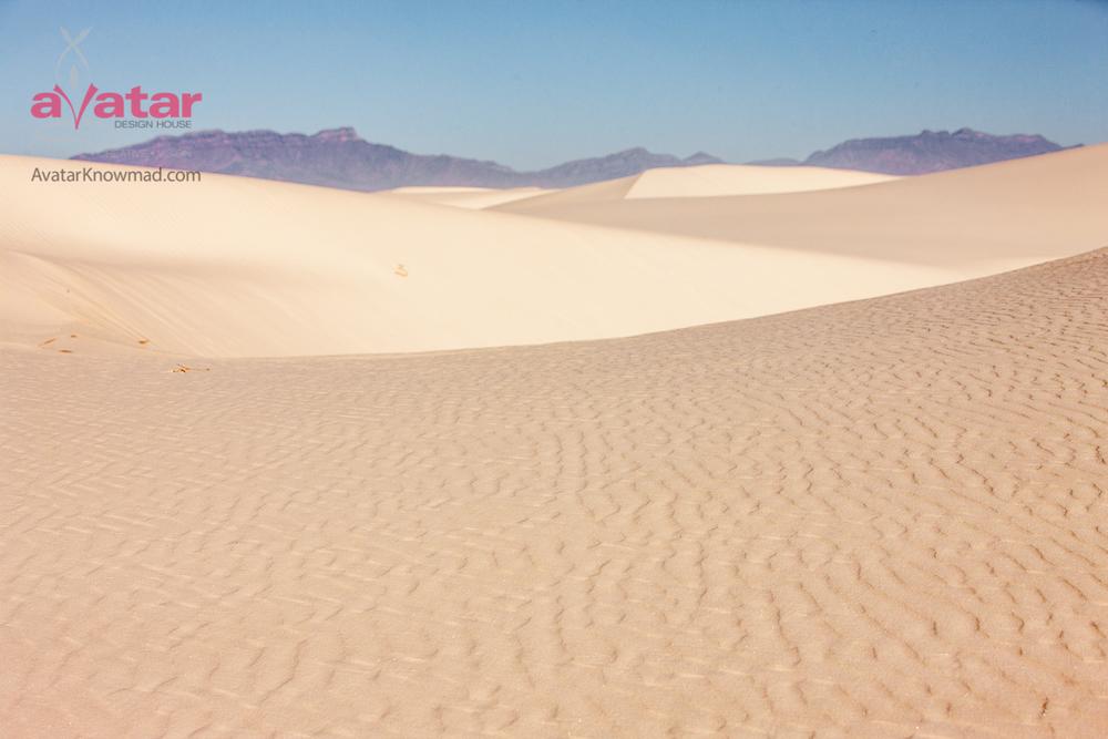 """Week 46 winner of """"Blue Sky Dune"""" - Sarah from MI!"""