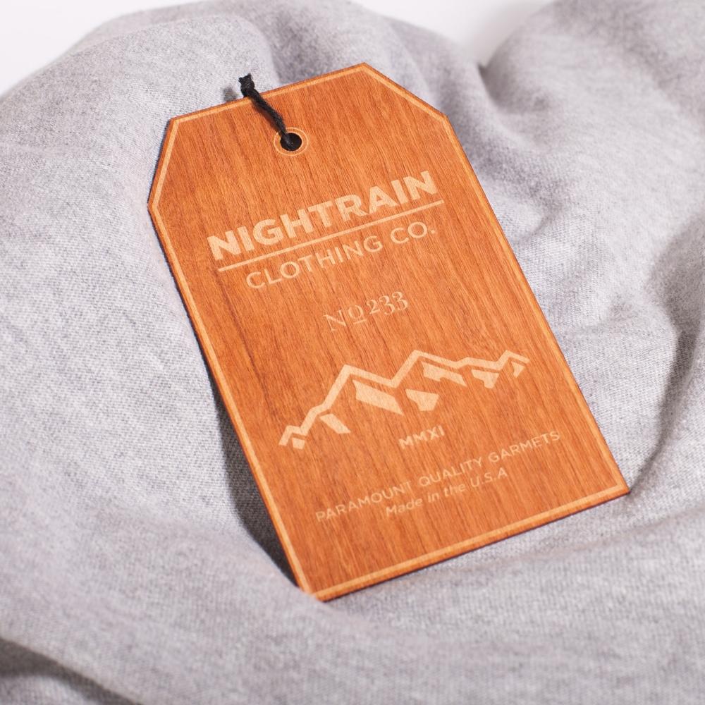 NIGHTTRAIN HANGTAGS