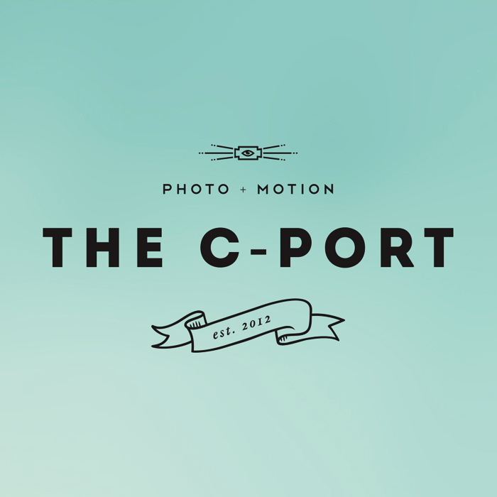 THE C-PORT BRAND IDENTITY