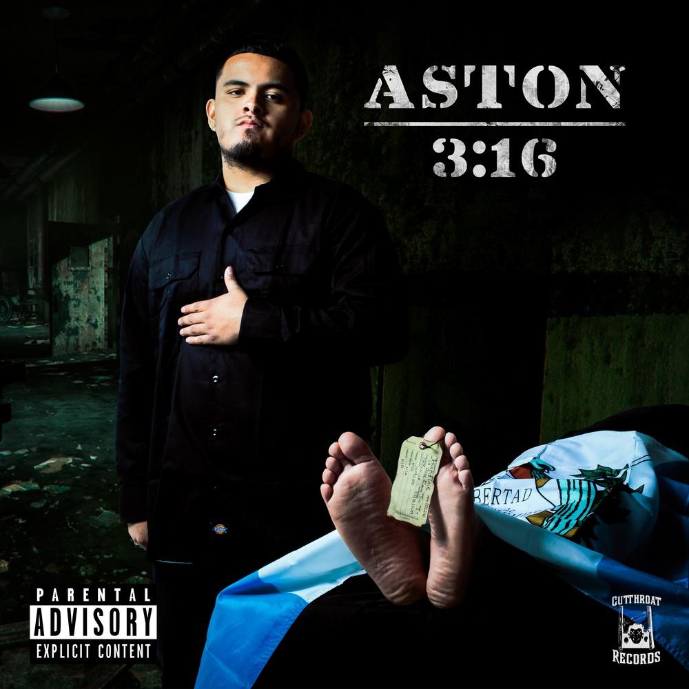ASTON 3:16 ALBUM COVER