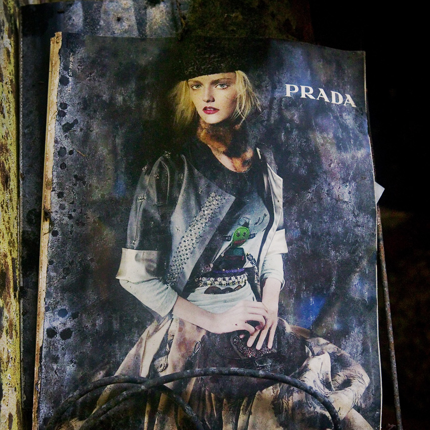 Molding Fashion Magazine, Ninth Ward, New Orleans