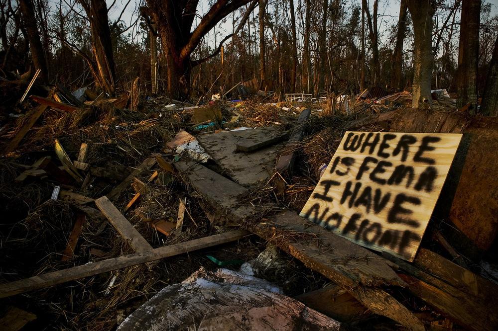 Where is FEMA I have no home, Apple Pie Ridge Road, Slidell, Louisiana