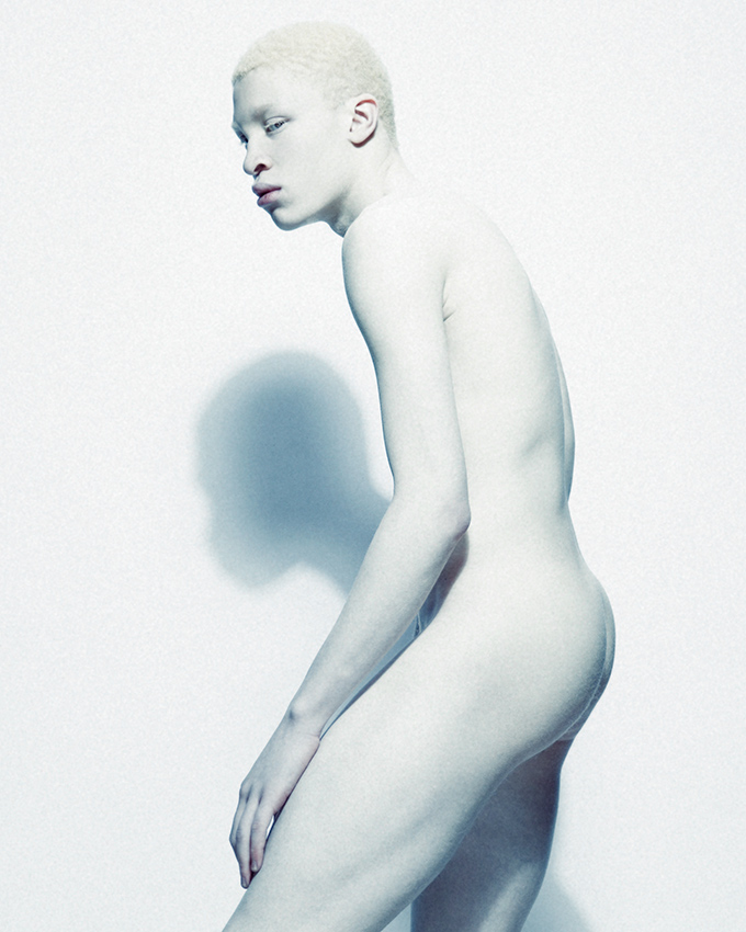 Shaun Ross, model/actor