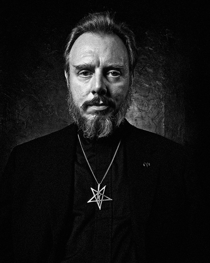 Peter Gilmore, High Priest of the Church of Satan