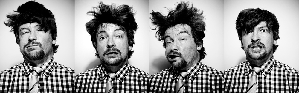 Rhys Darby, actor and comedian