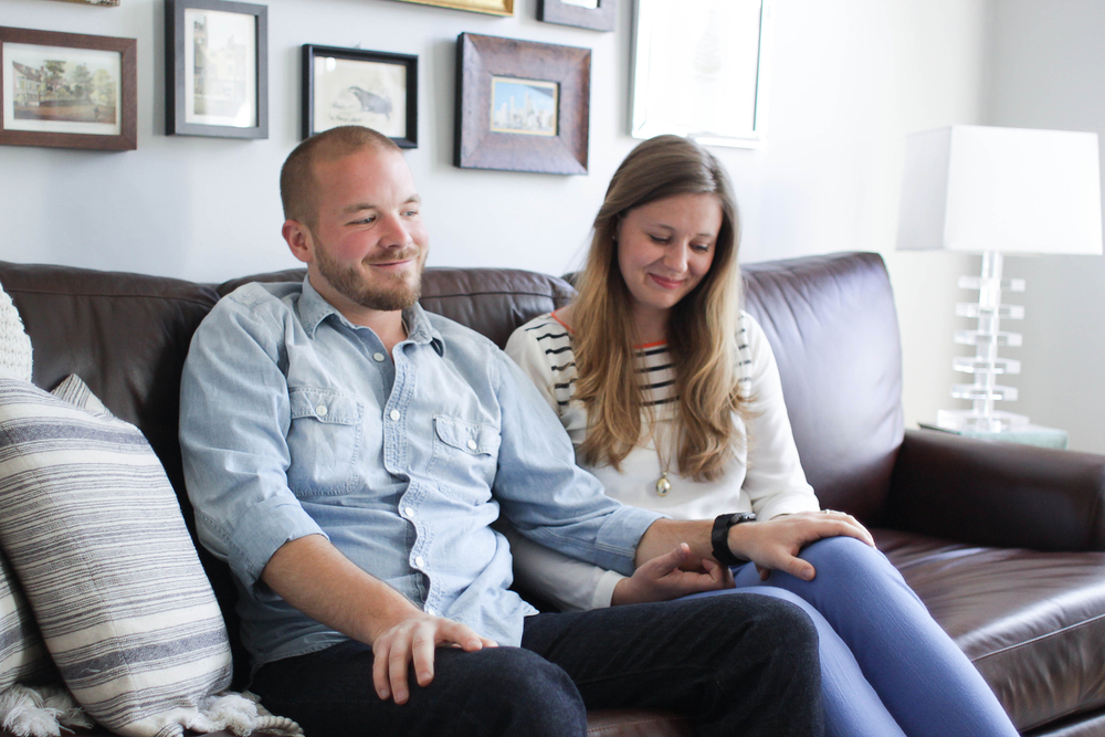 rachel withers photography | documentary couple photo session | Brooklyn, NY