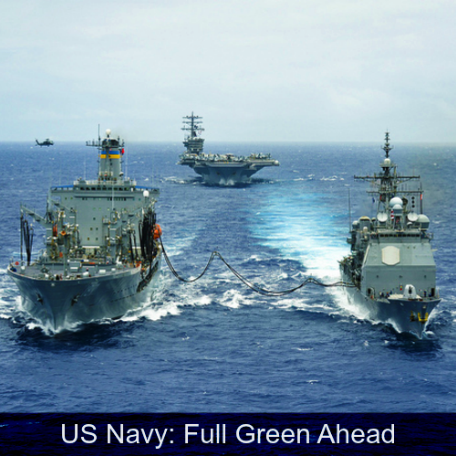 Full Green Ahead: How the US Navy Is Leading the Charge in Clean Energy and Climate Change