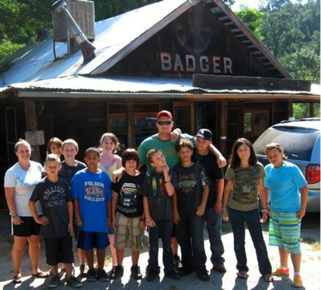 Camp Badger