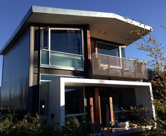 venice beach architectural homes