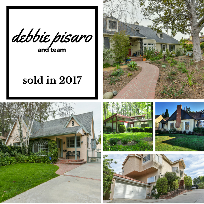 WE ARE HERE TO HELP AND HAPPY TO REPORT WE HAVE ALREADY SOLD THE FOLLOWING STUDIO CITY HOMES IN 2017 - LET US DO THE SAME FOR YOU.