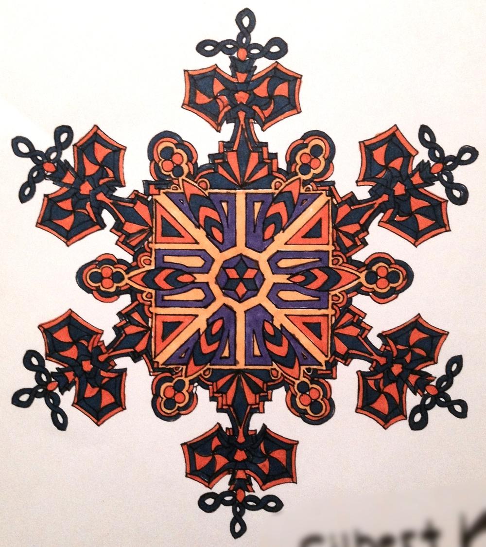 Gilbert V's snowflake.jpg