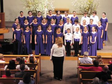 New Jersey Youth Intermediate Choir & Tara Postigo