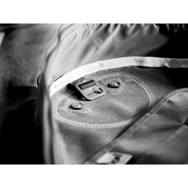 Aleutian Pack / G-Hook. #waxedcanvas #cordura