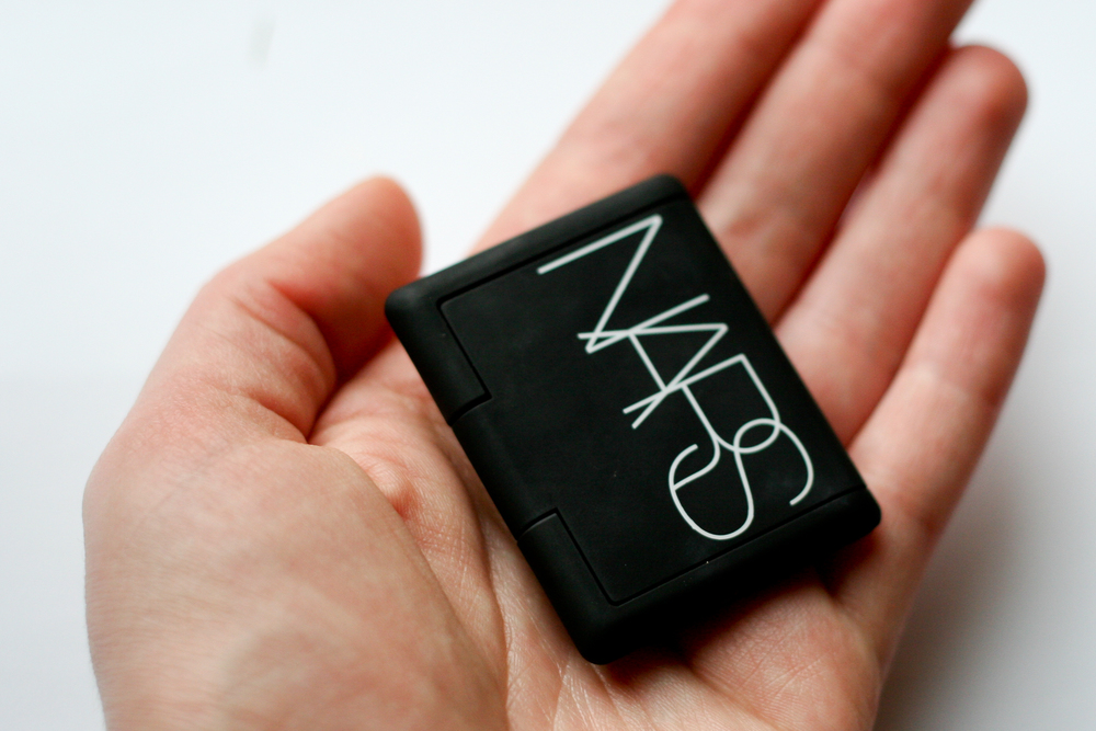 NARS Super Orgasm blush. See how itty-bitty it is?