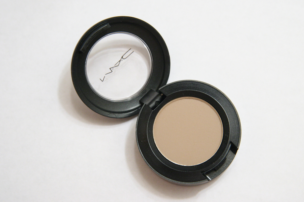 MAC eyeshadow in Omega is part of MAC's permanent collection.