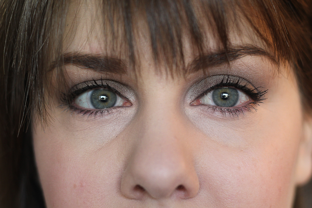 Give In To Me MUFE Look 2