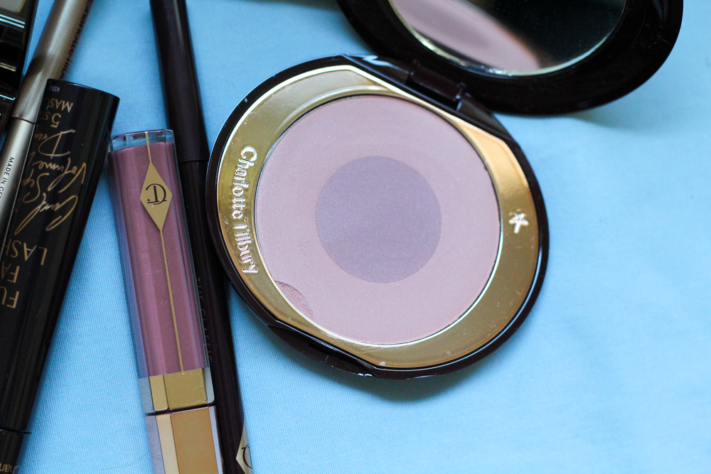 Cheek to Chic Swish and Pop Blush in Sex on Fire by Charlotte Tilbury.
