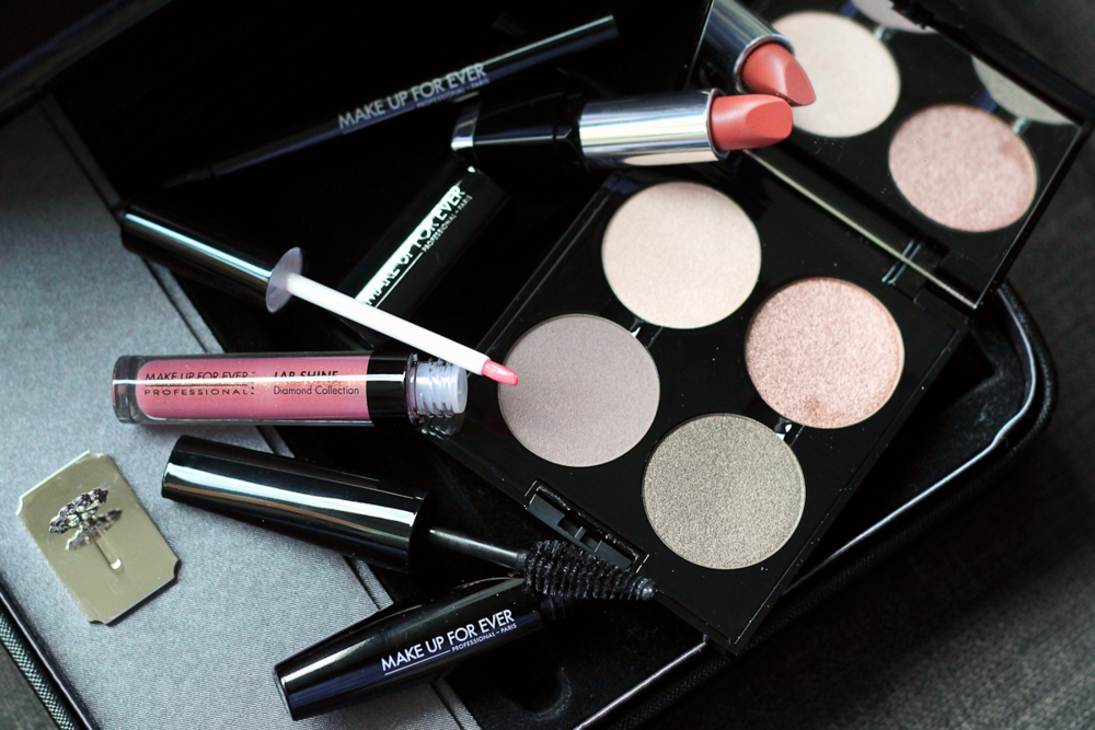 Make Up For Ever's Give In To Me Makeup Kit