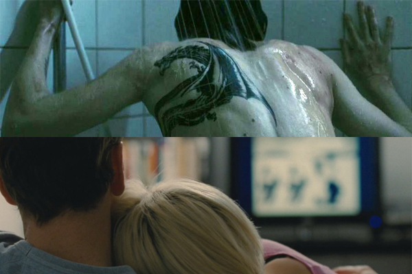 The Girl With The Dragon Tattoo / Shame