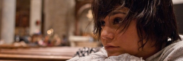 Vanessa Hudgens in Ron Krauss'  Gimme Shelter      [Photo: ROADSIDE ATTRACTIONS]