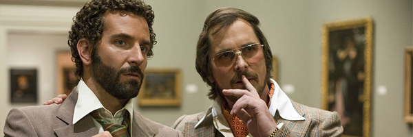 In a surprisingly fluid category, Best Picture frontrunner  American Hustle  may be able to gel its way into contention {Photo: Paramount Pictures}
