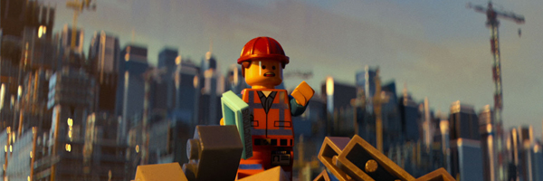 A more subdued scene in The Lego Movie {Photo: WARNER BROS PICTURES}
