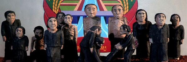 The clay figurines of Rithy Panh's  The Missing Picture   (Photo: STRAND RELEASING}