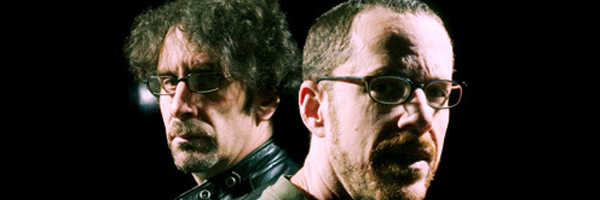 Joel and Ethan Coen {Photo: BBC}