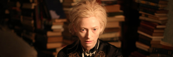 Tilda Swinton in Jim Jarmusch's  Only Lovers Left Alive  {Photo: SONY PICTURES CLASSICS}