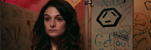 Jenny Slate in Gillian Robespierre's  Obvious Child   {Photo: A24}