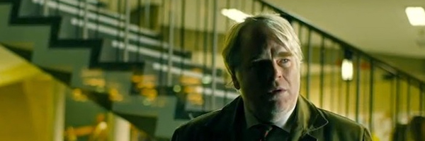 Philip Seymour Hoffman in a scene from Anton Corbijn's A Most Wanted Man {Photo: ROADSIDE ATTRACTIONS}