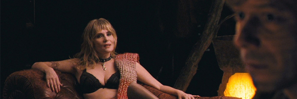 A scene from Roman Polanski's Venus in Fur {Photo: SUNDANCE SELECTS}